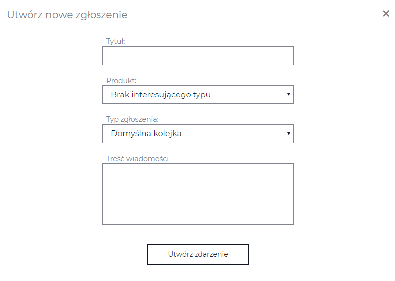 formularz zgłoszenia