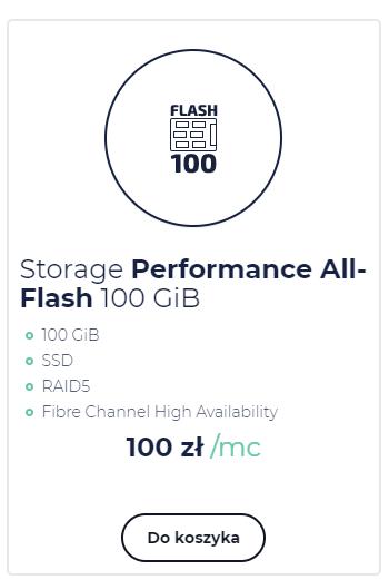 all flash 100gb