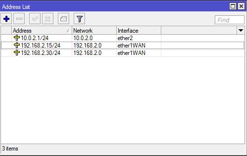 2 adresy jeden interfejs